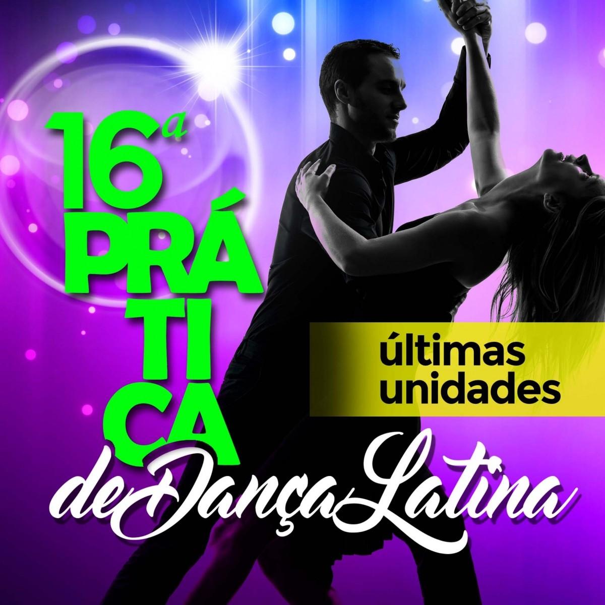 16ª Pratica de Dança Latina - 3º Lote