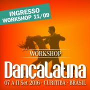 Ingresso Workshop  11/09