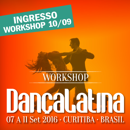 Ingresso Workshop 10/09