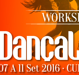 Ingresso Workshop  para todos os dias. 1º lote de 18/08 a 23/08