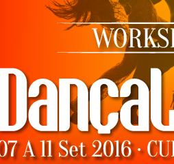 Ingresso Workshop  para todos os dias. 2º lote - até 30/08 220,00, até 06/09 250,00, no dia 340,00