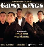 Show Gipsy kings em Curitiba - Dança latina Walmir Secchi
