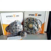 Kit Embreagem Gol 1.0 97/... G2 G3 G4 AT 8/16V Stock Aig Kit Completo