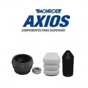 Kit Amortecedor Dianteiro Gol 08/... G5 G6 (batente+coifa+coxim) - Par
