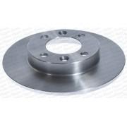 Disco Freio Traseiro Solido C3 1.4 8V 1.6 16V 02/... (Par)