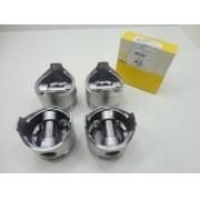 Kit Pistão Motor Uno 1.0 até 2001 (Pistão+Anel) 0.40 (Motor Fiasa Gas)