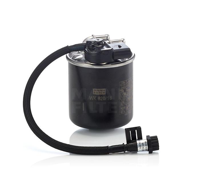 Filtro Combustível Sprinter 311 415 515 (Diesel) WK820/18 MANN