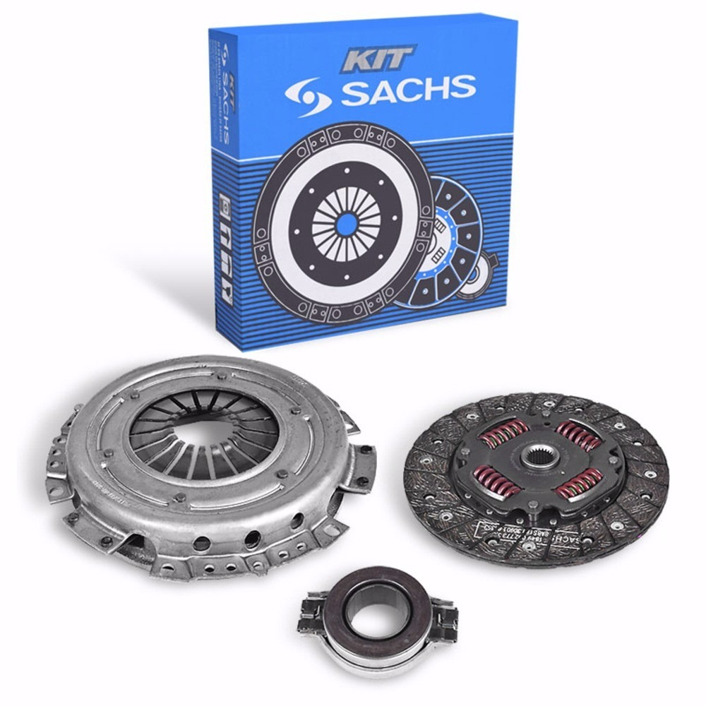 Kit Embreagem Kombi 1.4 Flex 2006 em diante Sachs Kit Completo
