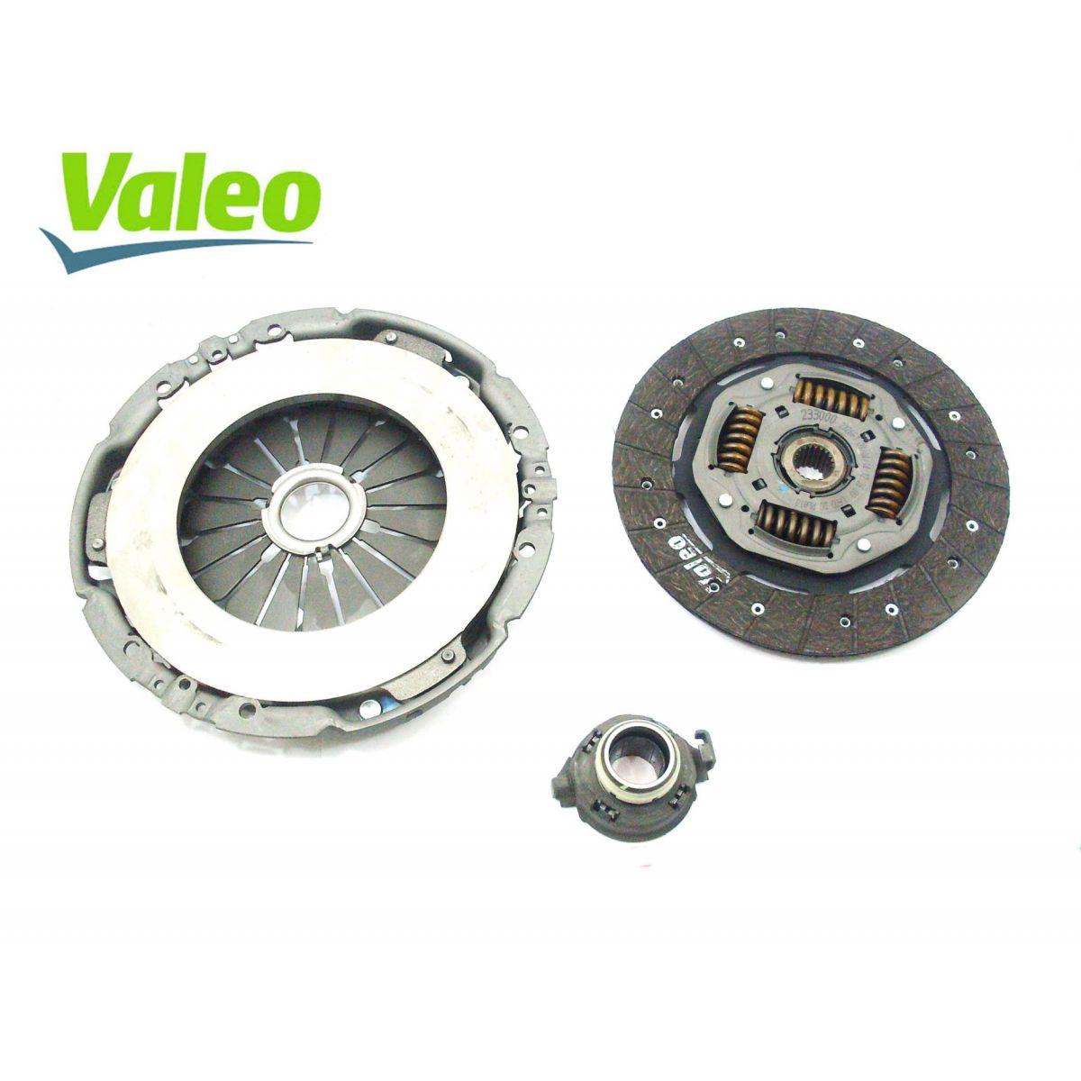 Kit Embreagem Ducato 2.3 Boxer 2.3 Jumper 2.3 Valeo