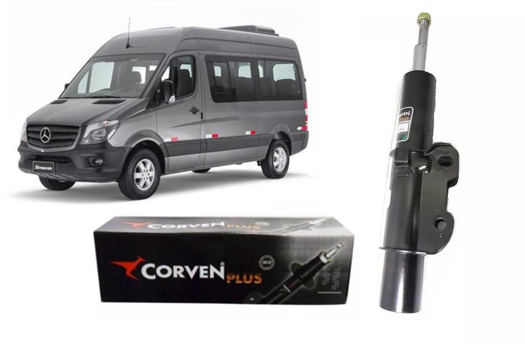 Amortecedor Dianteiro Sprinter CDI 311 415  515 2012/... (Par) Corven