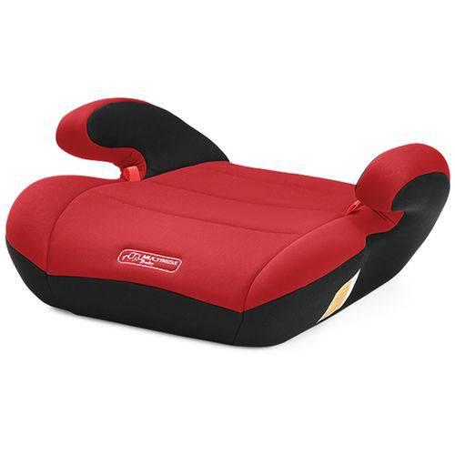 Assento Automotivo Infantil 22 - 36 Kg (Vermelho) Multikids Baby