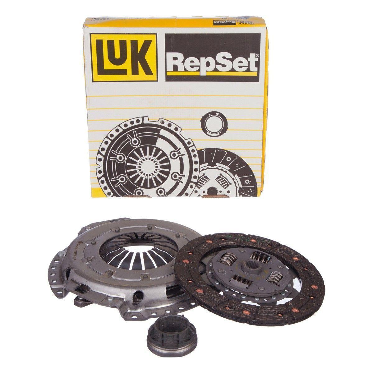 Kit Embreagem Monza 1.8 /92 Kadett Ipanema /92 Kit Completo - Luk