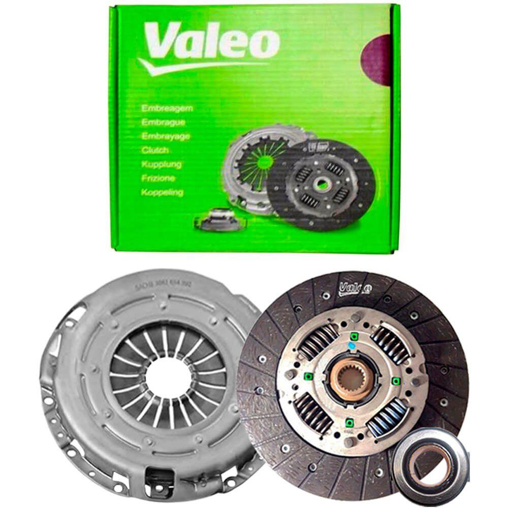 Kit Embreagem Peugeot 307 C4 C3 1.6 Aircross - kit Completo Valeo