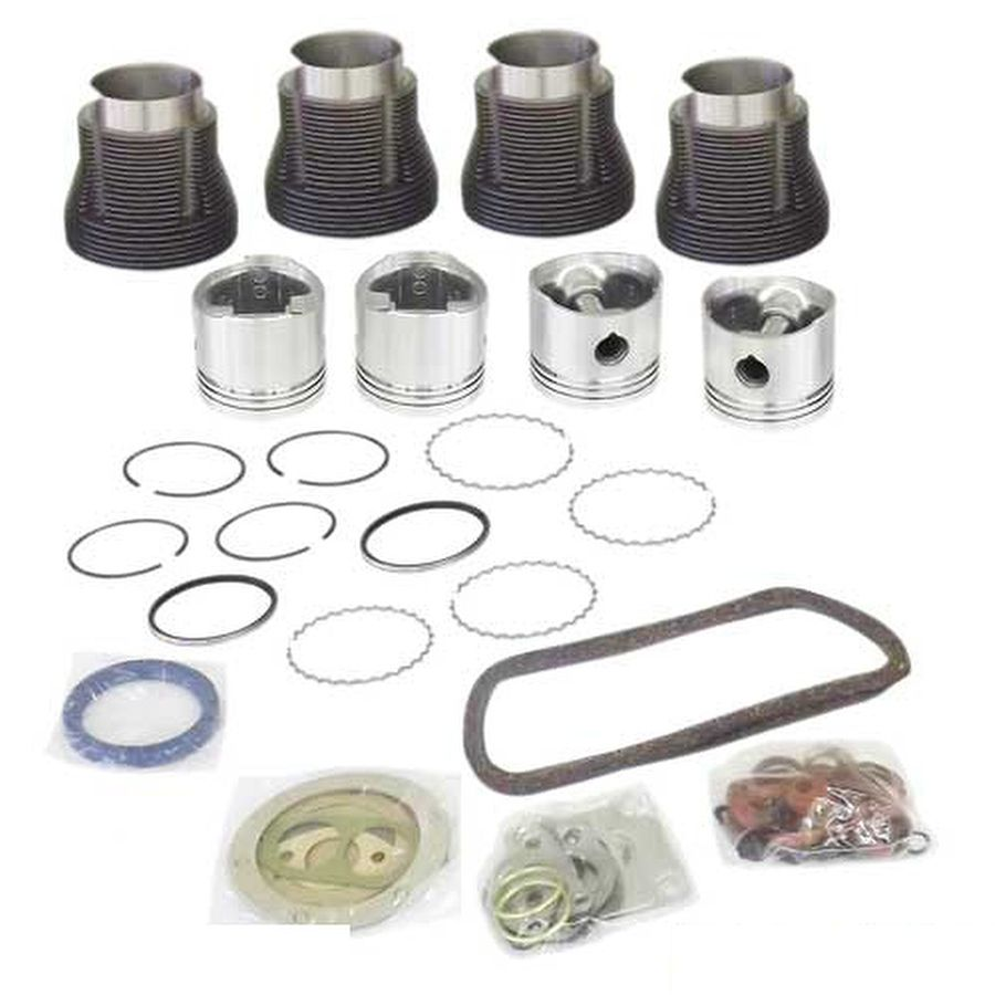 Kit Motor VW Kombi Carat 1600 97/05 (Super Kit Completo)
