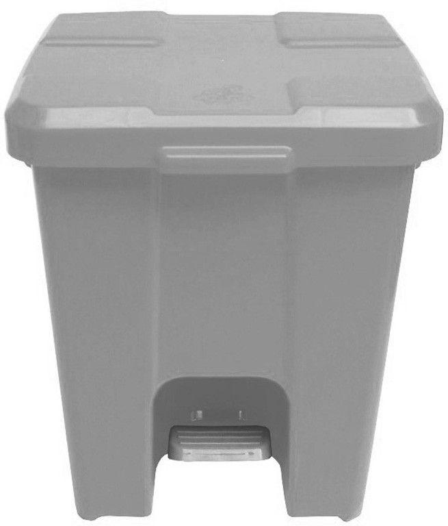 Cesto De Lixo 15 Litros Com Pedal  P15