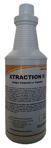 Shampoo para Limpeza de Tapetes, Carpetes e Estofados Xtraction 1L
