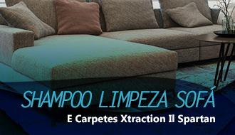 Produto para Limpeza de Tapetes, Carpetes e Estofados