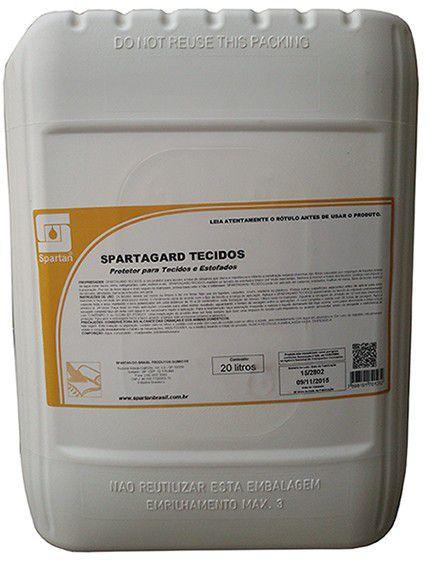 Protetor para Tecidos e Estofados Spartagard 20 Litros