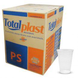 Copo Descartavel para agua 180 ml com 2500 unidades