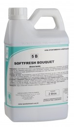 Amaciante de Tecido Softfresh Bouquet 2 L Spartan