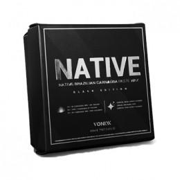 Cera de Carnaúba Native Paste Wax Black Edition 100 ml Vonixx