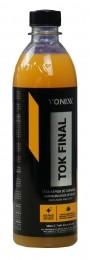 Cera de Carnauba Spray de Manutenção Tok Final 500ml Vonixx
