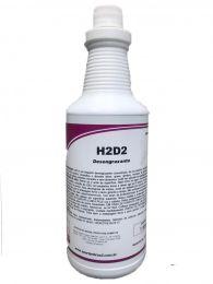 Desengraxante H2D2 1L Spartan