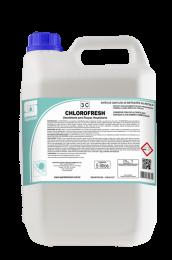 Desinfetante para Roupas Hospitalares Chlorofresh 5L Spartan