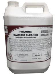 Detergente Desengordurante Foaming Caustic Cleaner 5L Spartan