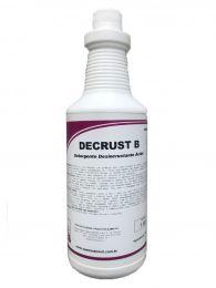 Detergente Desincrustante Ácido Decrust B 1L Spartan