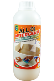 Detergente Universal Para Uso Geral All 01 1L GS