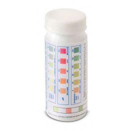 Fita Teste de Cloro, pH e Acalinidade de Piscinas Nautilus