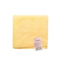 Pano de Microfibra 38x38 300g Amarelo Detailer