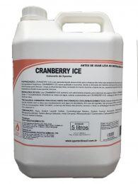 Sabonete Espuma Cranberry Ice 5L Spartan
