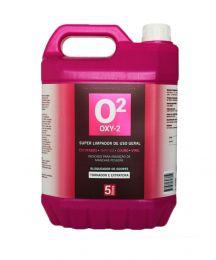 Tira Manchas Concentrado Com Peróxido de Hidrogênio OXY2 5L Easytech
