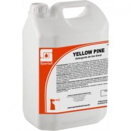 Detergente de Uso Geral Yellow Pine 5L Spartan