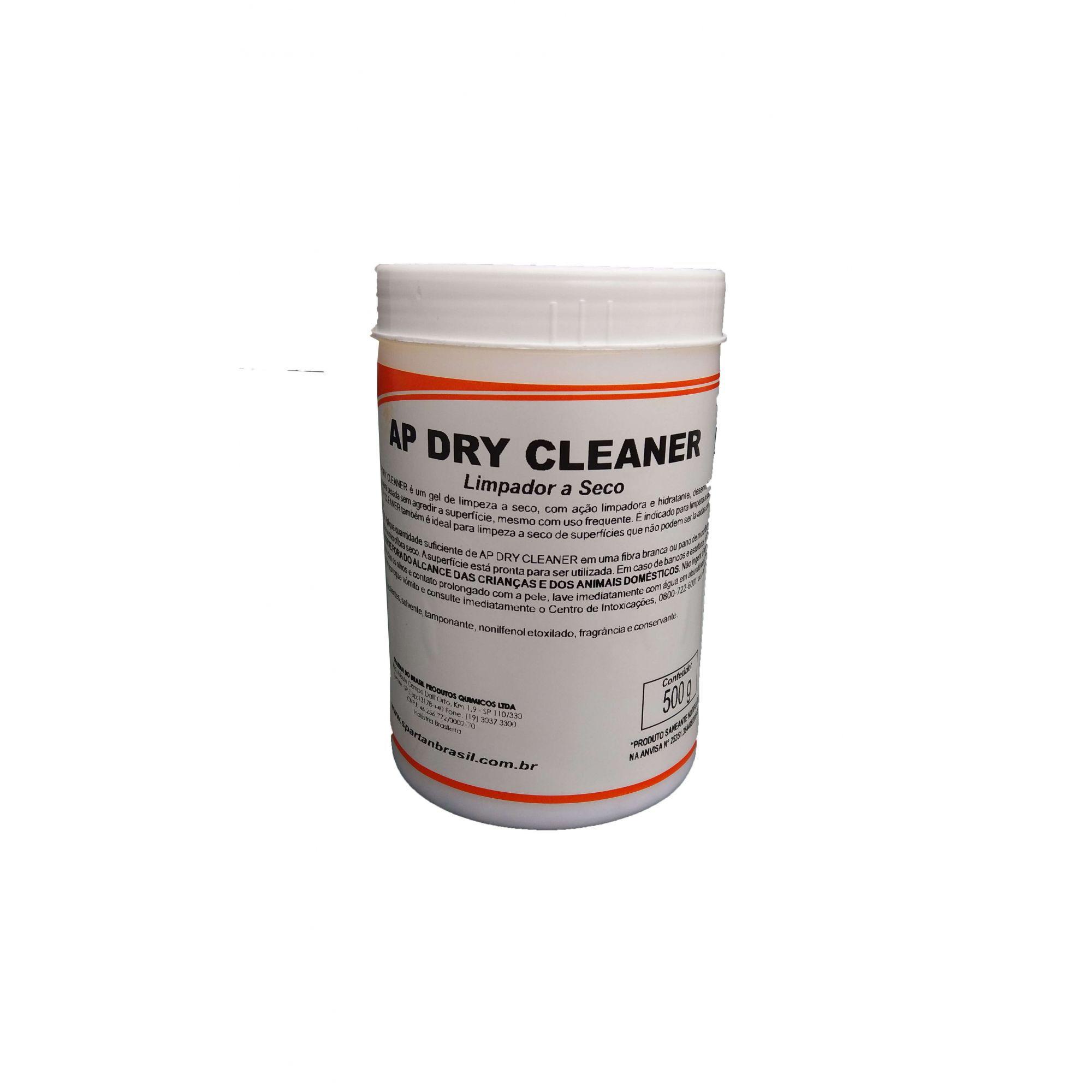 Sabonete Para Couro AP Dry Cleaner 500g Spartan