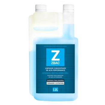 Bactericida com Poder Finalizador Concentrado Zbac 1,2L Easytech