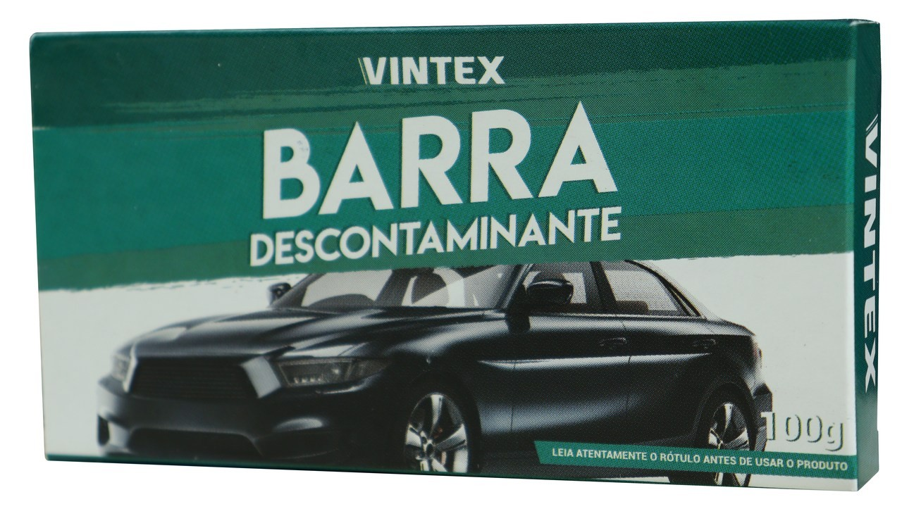 Barra Descontaminante V-Bar 100 g Vonixx