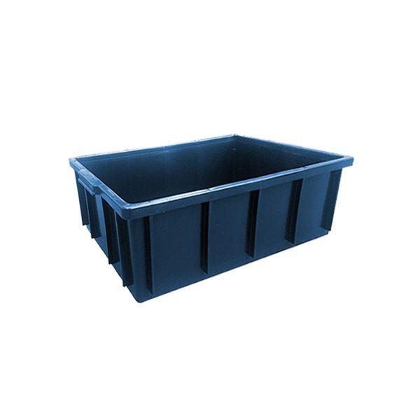 Caixa Plastica Organizadora Empilhavel 36L Sem Tampa