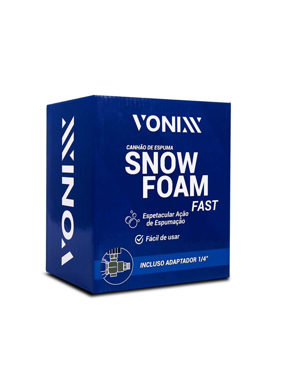Canhão de Espuma Snow Foam Fast Vonixx