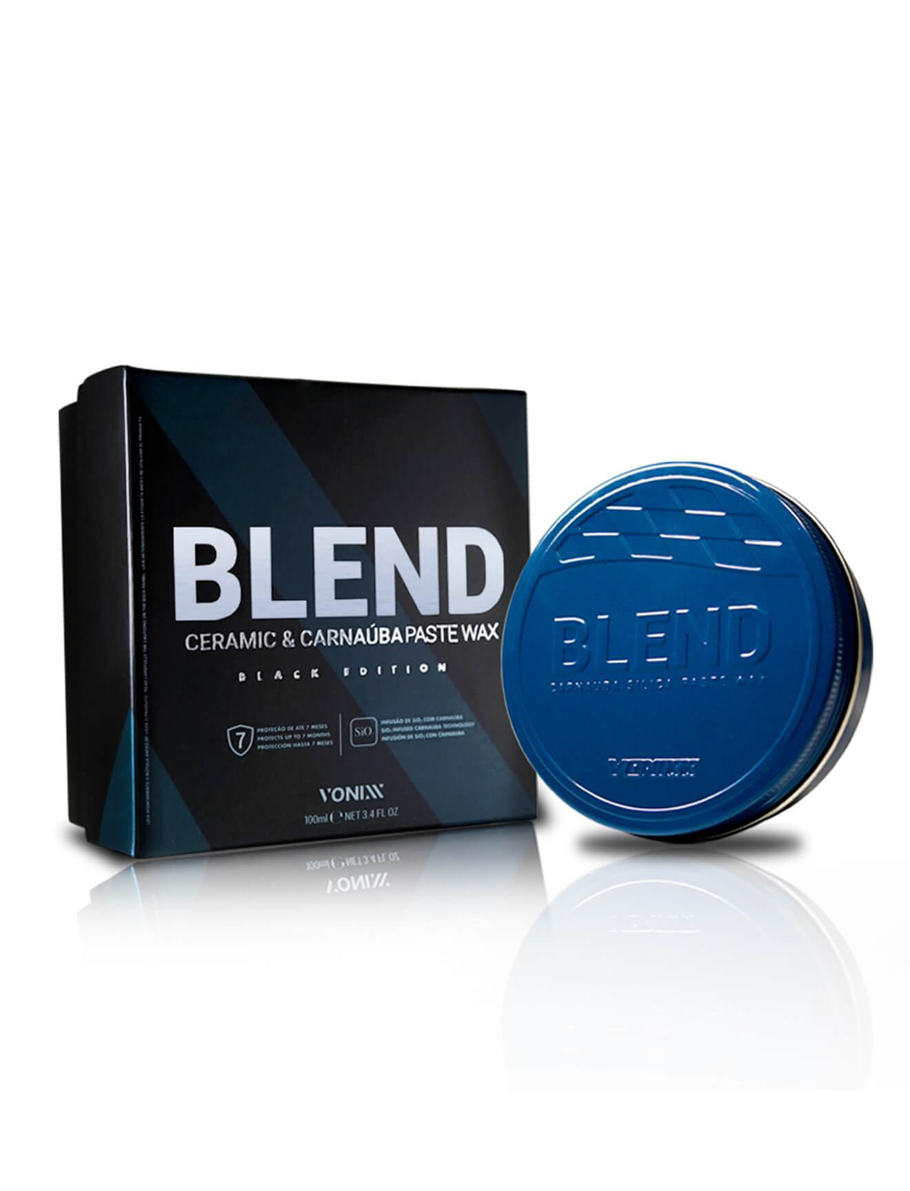 Cera de Proteção Blend Black 100 g Vonixx
