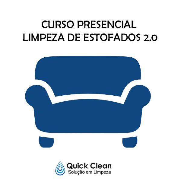 Curso Limpeza de Estofados 2.0 -