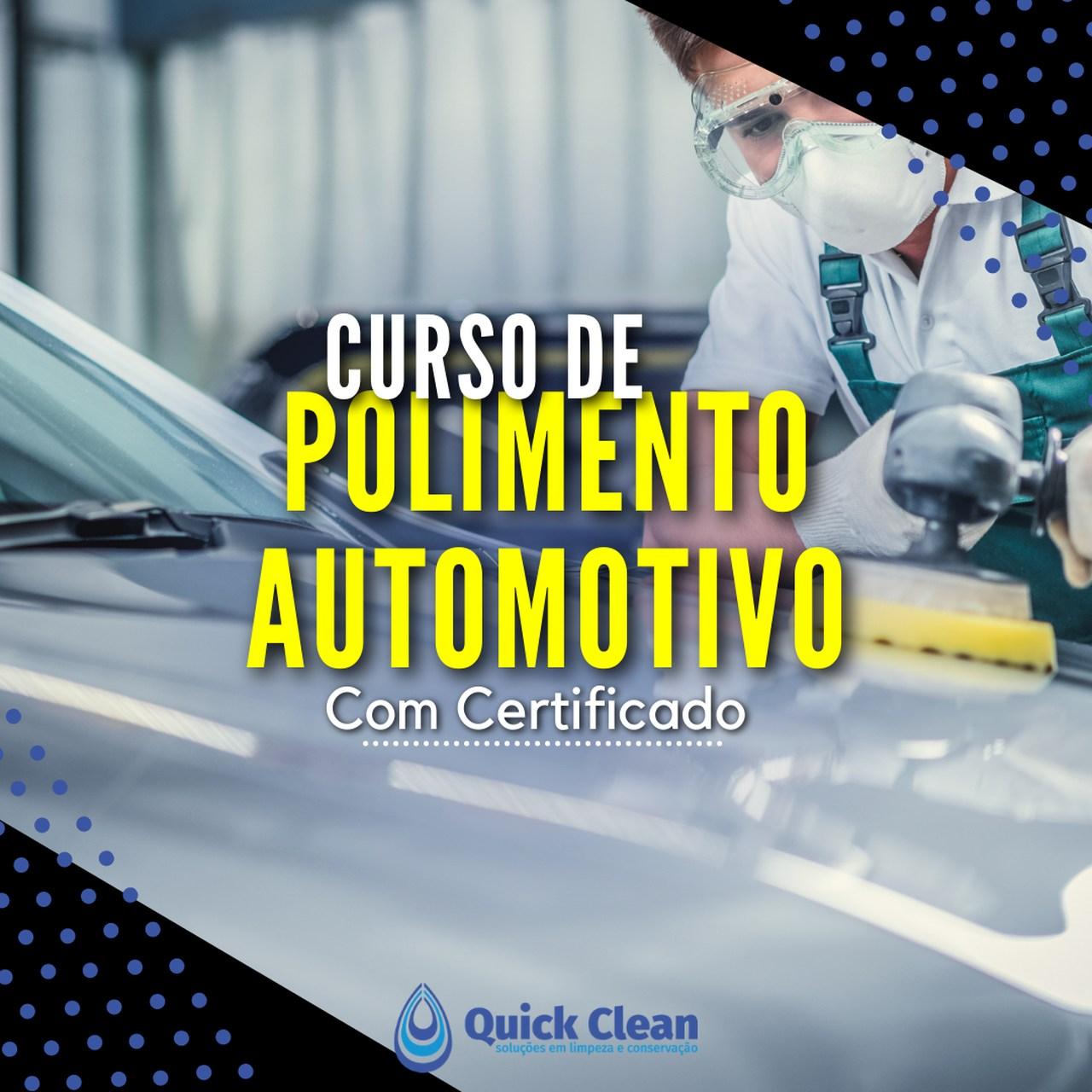 Curso de Polimento Automotivo