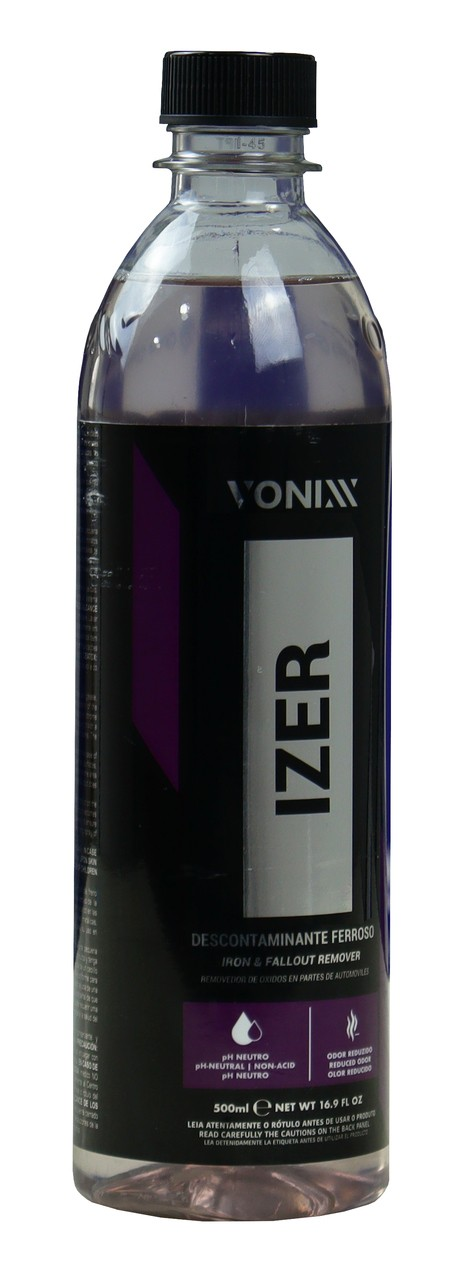 Descontaminante Ferroso Izer 500ml Vonixx