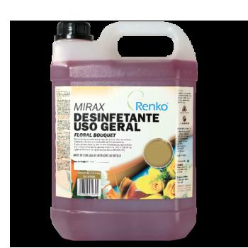 Desinfetante Diuiçao 1/50 Mirax Floral Bouquet 5l Renko