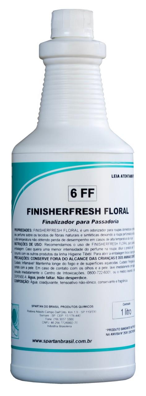 Finalizador de Passadoria Finisherfresh Floral 1L Spartan
