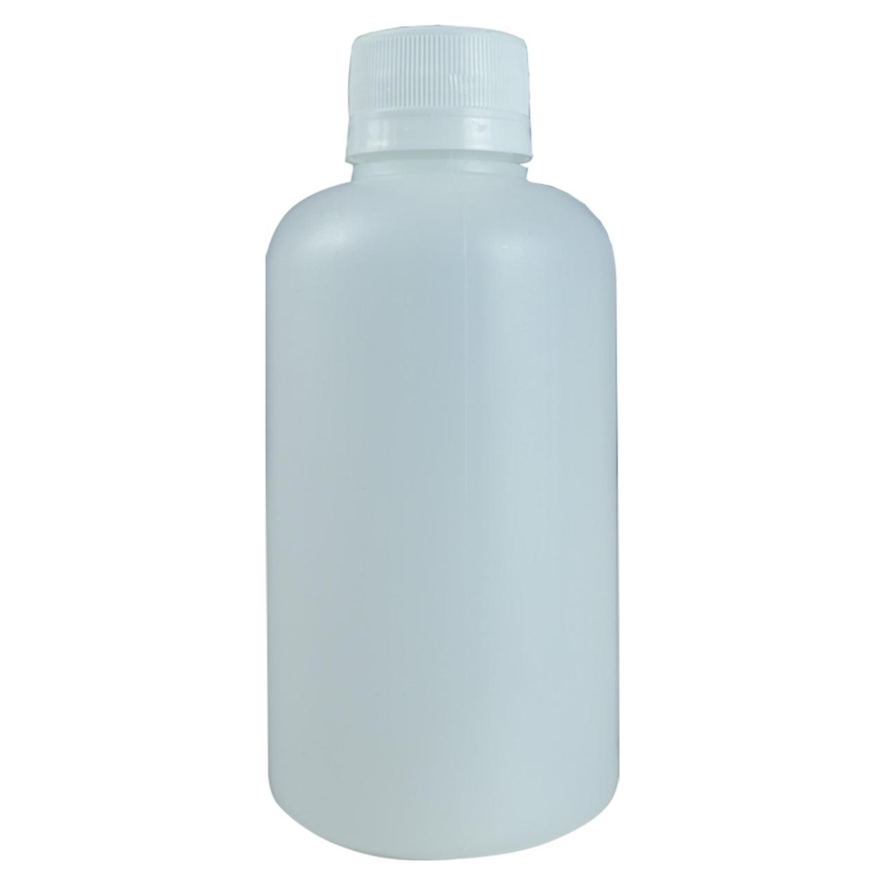 Frasco de 250ml Plastico Natural Spartan
