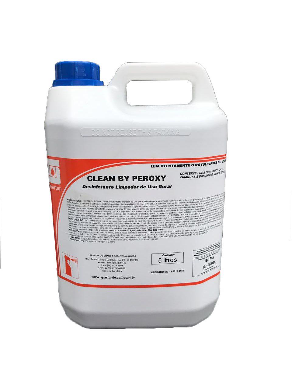 Limpador de Uso Geral Clean by Peroxy 5L