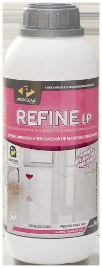 Limpador e Removedor de Manchas Superficiais Refine LP 1kg Pisoclean